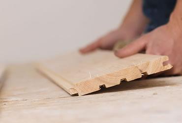 Flooring Button